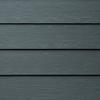 James Hardie HardiePlank Primed Evening Blue Cedarmill Lap Fiber Cement Siding Panel (Actual: 0.312-in x 5.25-in x 144-in)