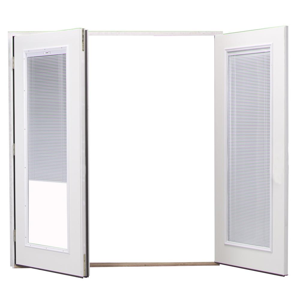 Shop reliabilt 6 39 reliabilt french patio door steel for French doors no glass