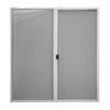 ReliaBilt White Aluminum Sliding Screen Door (Common: 72-in x 80-in; Actual: 70.625-in x 77.562-in)