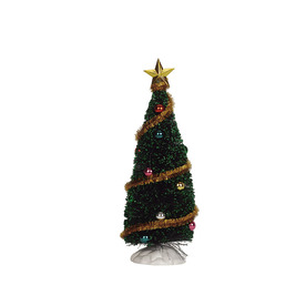 Carole Towne Christmas Plastic Sparkling Tree
