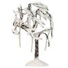 Carole Towne Plastic Lighted Cascading Icicle Tree Christmas Collectible