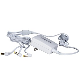 Carole Towne Christmas 4.5-Volt 3-Output Plastic Power Adapter