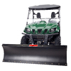 Swisher 62-in W x 18.75-in H Steel Snow Plow