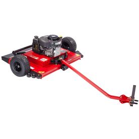 swisher mower marketing mix
