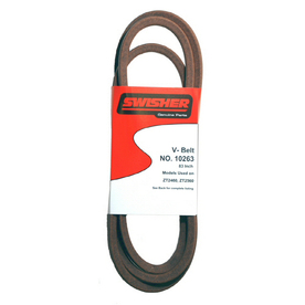 Swisher Deck/Drive Belt for Riding Mower/Tractors