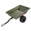 Swisher 20-cu ft Plastic Dump Cart