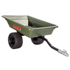 Swisher 20-cu ft Plastic Dump Cart