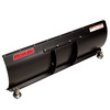 Swisher 48-in W x 18-in H Steel Snow Plow