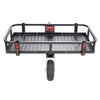 Swisher 3.71-ft x 4.12-ft Steel Utility Trailer
