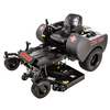 Swisher Response 24 HP V-Twin Dual Hydrostatic 54-in Zero-Turn Lawn Mower with Briggs & Stratton Engine (CARB)