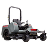 Swisher Response 24 HP V-Twin Dual Hydrostatic 60-in Zero-Turn Lawn Mower with Kawasaki Engine