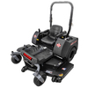 Swisher Response 27-HP V-Twin Dual Hydrostatic 66-in Zero-Turn Lawn Mower with Mulching Capability (CARB)
