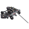Swisher 60-in 17.5-HP Finish Cut Tow-Behind Trailmower