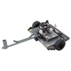 Swisher 44-in 10.5-HP Finish Cut Tow-Behind Trailmower