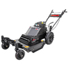 Swisher Predator Talon 344-cc 24-in Key Start Self-Propelled Rear Wheel Drive Front Discharge Gas Lawn Mower With