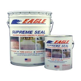 Eagle 5-Gallon Clear High Gloss Concrete Sealer
