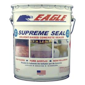 Eagle Gallon Clear High Gloss Concrete Sealer