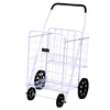 Easy Wheels Collapsible Steel Shopping Cart