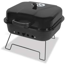 Master Forge 206-sq in Portable Charcoal Grill