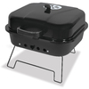 Master Forge Portable 206 sq in Portable Charcoal Grill