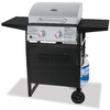 Blue Rhino Black 2-Burner (24,000-BTU) Liquid Propane Gas Grill