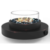 Endless Summer 14-in W 6,000-BTU Oil-Rubbed Bronze Portable Tabletop Steel Liquid Propane Gas Firebowl