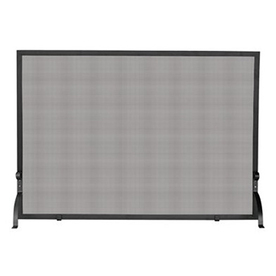 shop uniflame fireplace screen at