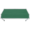 NuImage Awnings 48-in Wide x 24-in Projection Open Slope Door Awning