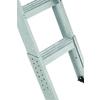 Louisville Elite 8-ft to 10-ft Type Iaa Aluminum Attic Ladder
