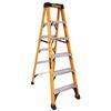 DEWALT 6-ft Fiberglass 300-lb Type IA Step Ladder