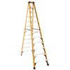 DEWALT 12-ft Fiberglass 300-lb Type IA Step Ladder