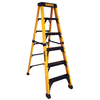 DEWALT 6-ft Fiberglass 500-lb Type IAA Step Ladder