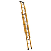DEWALT 20 Feet Fiberglass 300-lb Type IA Extension Ladder