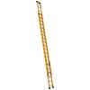 DEWALT 40-ft Fiberglass 300-lb Type IA Extension Ladder