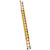 DEWALT 28-ft Fiberglass 375-lb Type IAA Extension Ladder