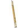 DEWALT 32-ft Fiberglass 375-lb Type IAA Extension Ladder