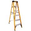 DEWALT 6-ft Fiberglass 250-lb Type I Step Ladder