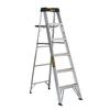 DEWALT 6-ft Aluminum 250-lb Type I Step Ladder
