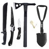 SOG Stainless Steel Knife and Tool Ultimate Adventure Kit