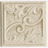 American Olean 6-in x 6-in Cabot Station Wheat Ceramic Square Accent Tile
