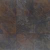 American Olean 14-Pack 13-in x 13-in Amber Valley River Moss Glazed Porcelain Floor Tile