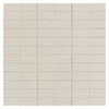 American Olean St. Germain 11-Pack Blanc Subway Mosaic Thru Body Porcelain Floor Tile (Common: 12-in x 12-in; Actual: 11.5-in x 11.5-in)