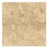American Olean 6-in x 6-in Equinox Camel Glazed Porcelain Wall Tile