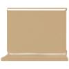 American Olean Matte Cappuccino Ceramic Cove Base Tile (Common: 4-in x 4-in; Actual: 4.25-in x 4.25-in)