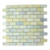 American Olean 12-in x 12-in Ra Ice Glass Wall Tile