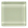 American Olean 4-in x 4-in Delfino Glass Sea Glass Wall Tile