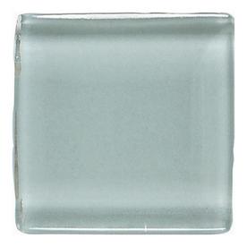 American Olean 4-in x 4-in Delfino Glass Celestial Glass Wall Tile