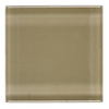 American Olean 4-in x 4-in Delfino Glass Sand Glass Wall Tile
