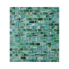 American Olean 2-in x 4-in Visionaire Peaceful Sea Glass Wall Tile