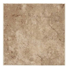 Style Selections 12-in x 12-in Fall Creek Fawn Glazed Porcelain Floor Tile
